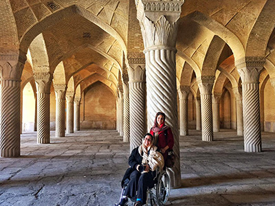 Iran responsible travel Uppersia