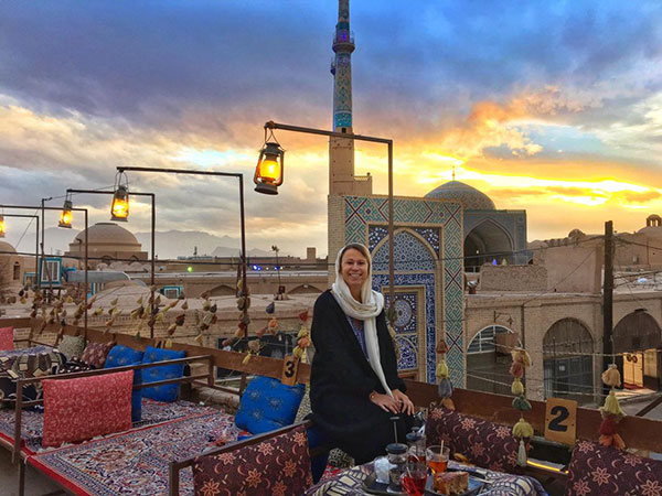 tours to Iran by Uppersia
