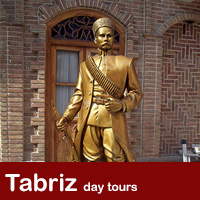 Tabriz day tours
