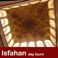 isfahan day tours