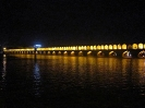 Si-o-se-pol bridge at night