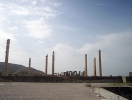 Persepolis palaces view