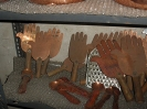 copper work, hands of Fatima