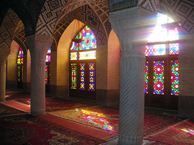Nasir-Almolk-mosque-Shiraz-Iran-travel