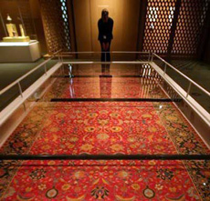 Tehran Carpet Museum Iran Museums And Galleries